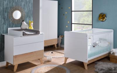 La chambre de bébé